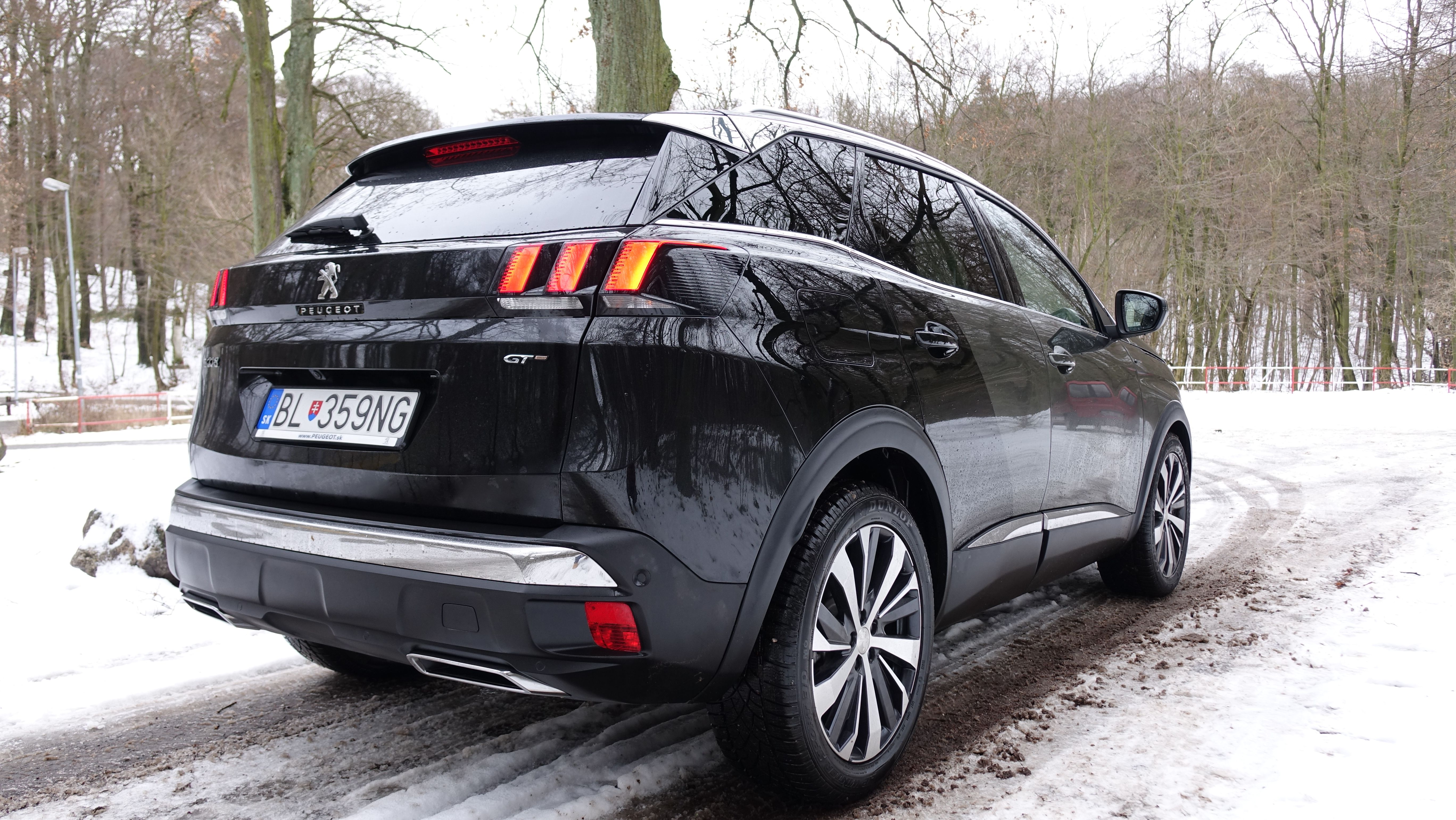 Peugeot 3008gt See