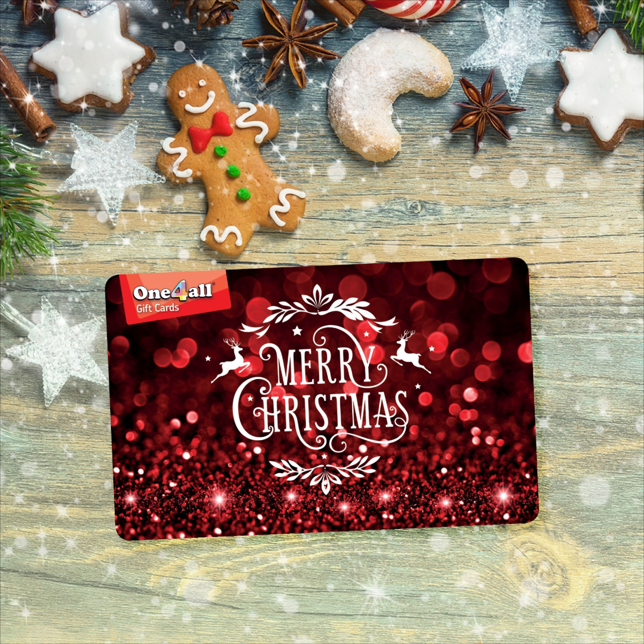 Looking For The Perfect Gift For Friends And Family This Christmas The One4all Gift Card Is Accepted In Over 55 000 Out Gift Card Design Staff Gifts Gift Card