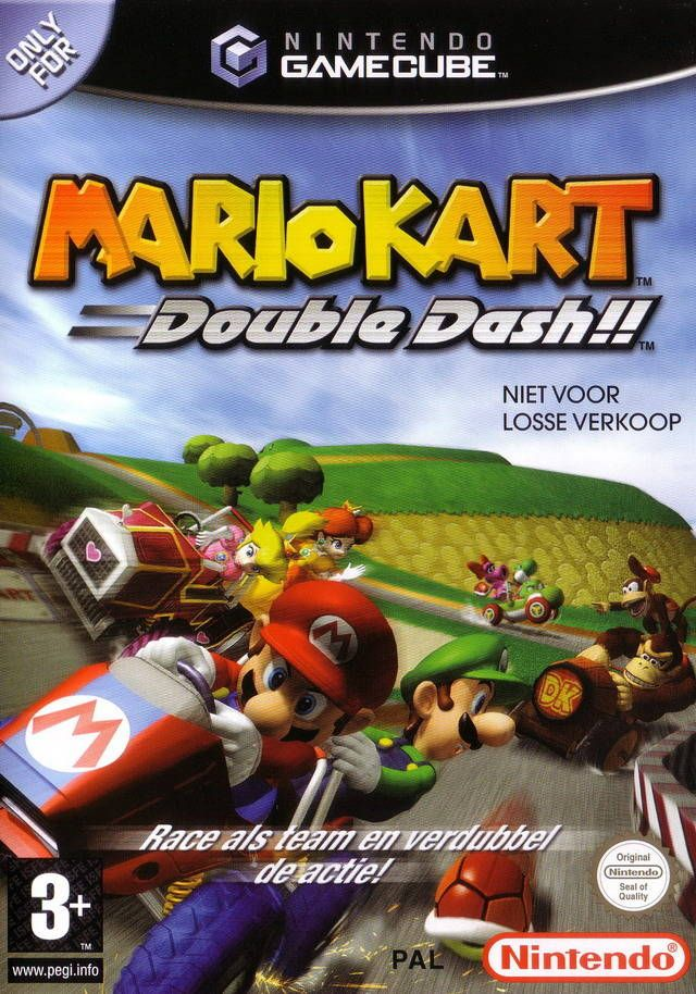 Mario Kart Double Dash It Didn T Revolutionize The Mario Kart Franchise Like Many Hoped It Would But The