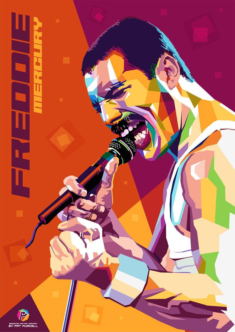 Freddie Mercury, Pat Purcell