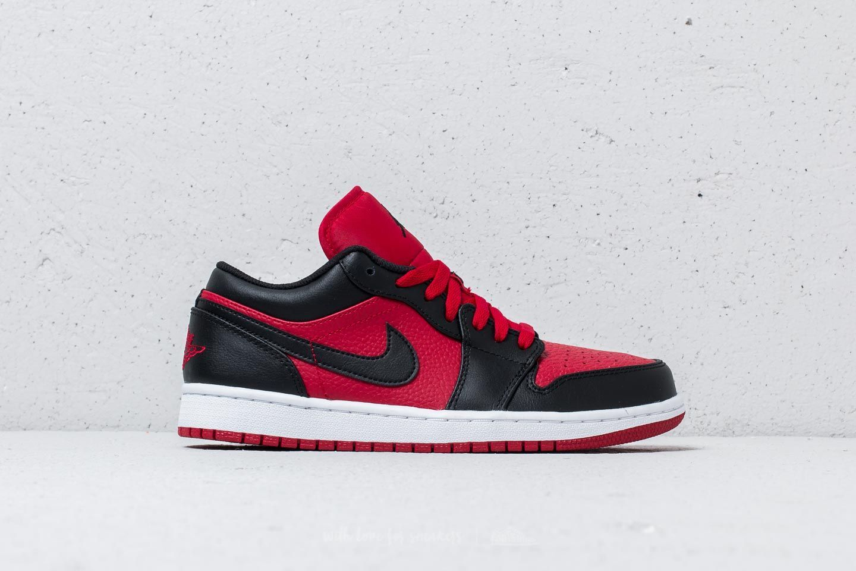 cbb1b4a7d16 Air Jordan 1 Low Gym Red  Black-White