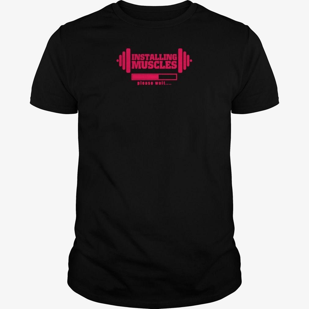 Installing Musclesplease Wait Shirt - Horse ShirtInstalling Musclesplease Wait Shirt - Horse Shirt   #grandparentsdaygifts