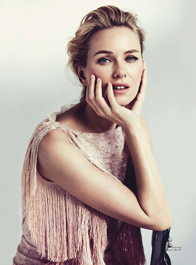 Fashion In Full Bloom // Мода в пълния си блясък   79 Ideas {February issue of Vogue – Australia. In it the photographer Will Davidson took pictures of the fabulous Naomi Watts}