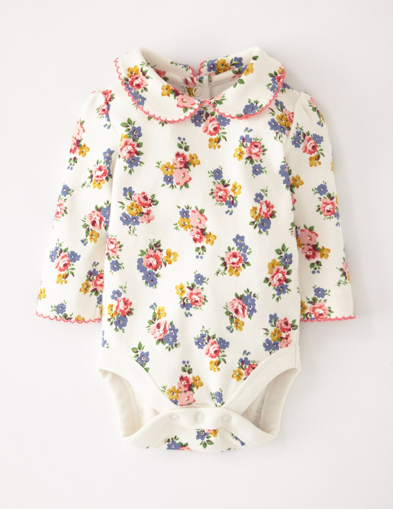 119d20e2d Edged Peter Pan collar onesie. | Kiddos | Baby, Baby bodysuit, Baby ...