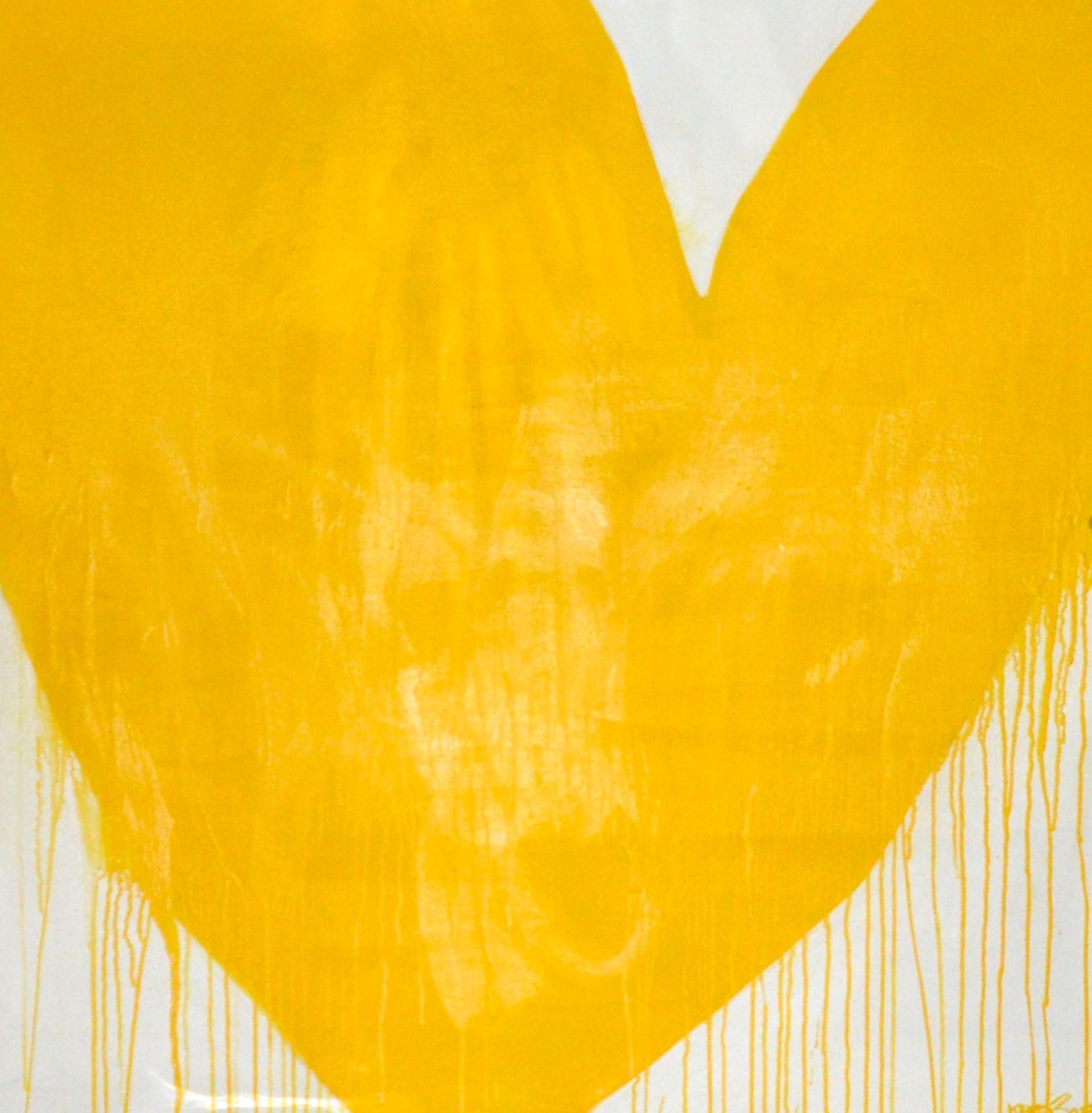 Kerri Rosenthal ART Drippy 60 Commission  kerri@kerrirosenthalstudio.com