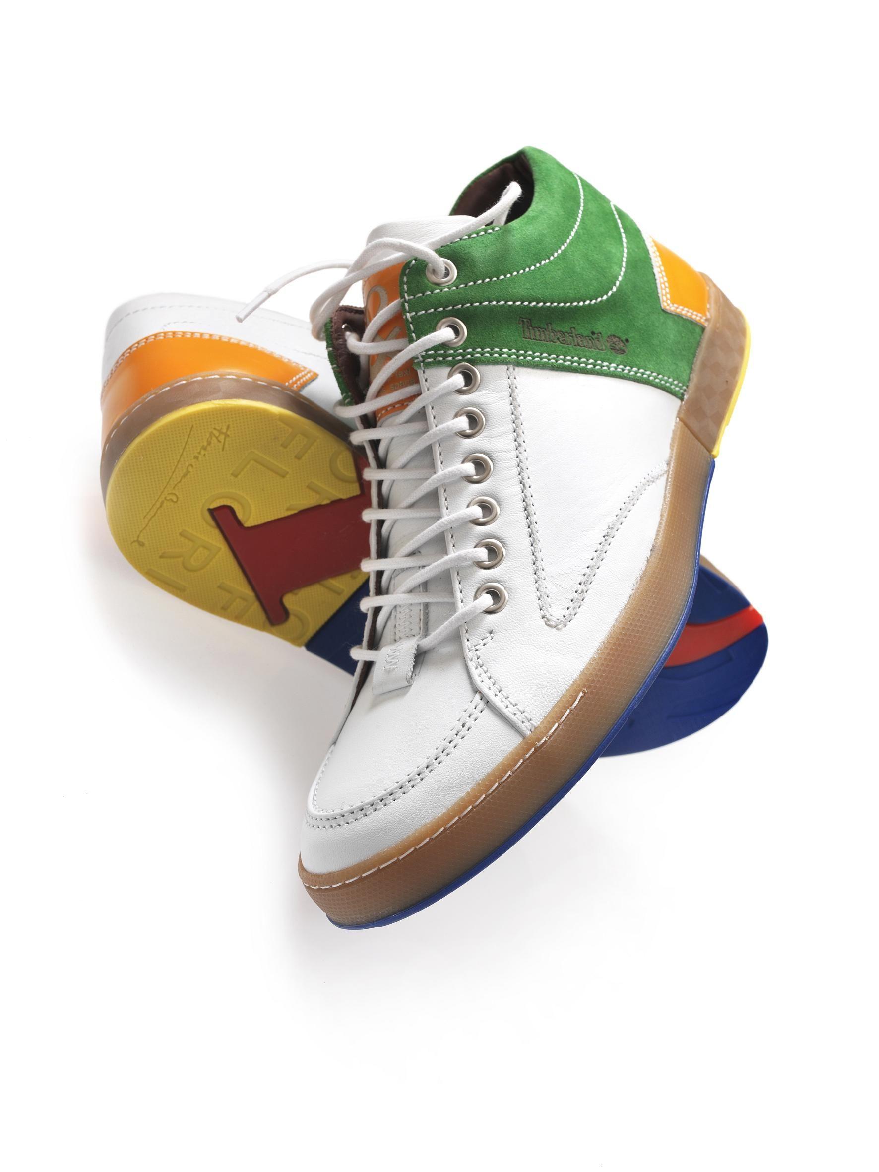 Floris Van Bommel Timberland Sneakers Men Boots Sneakers
