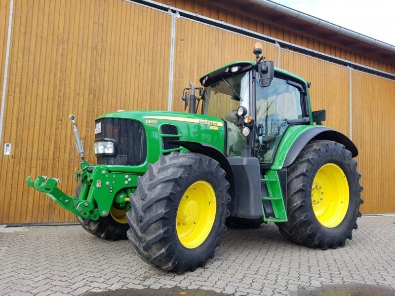 Pin auf Traktoren