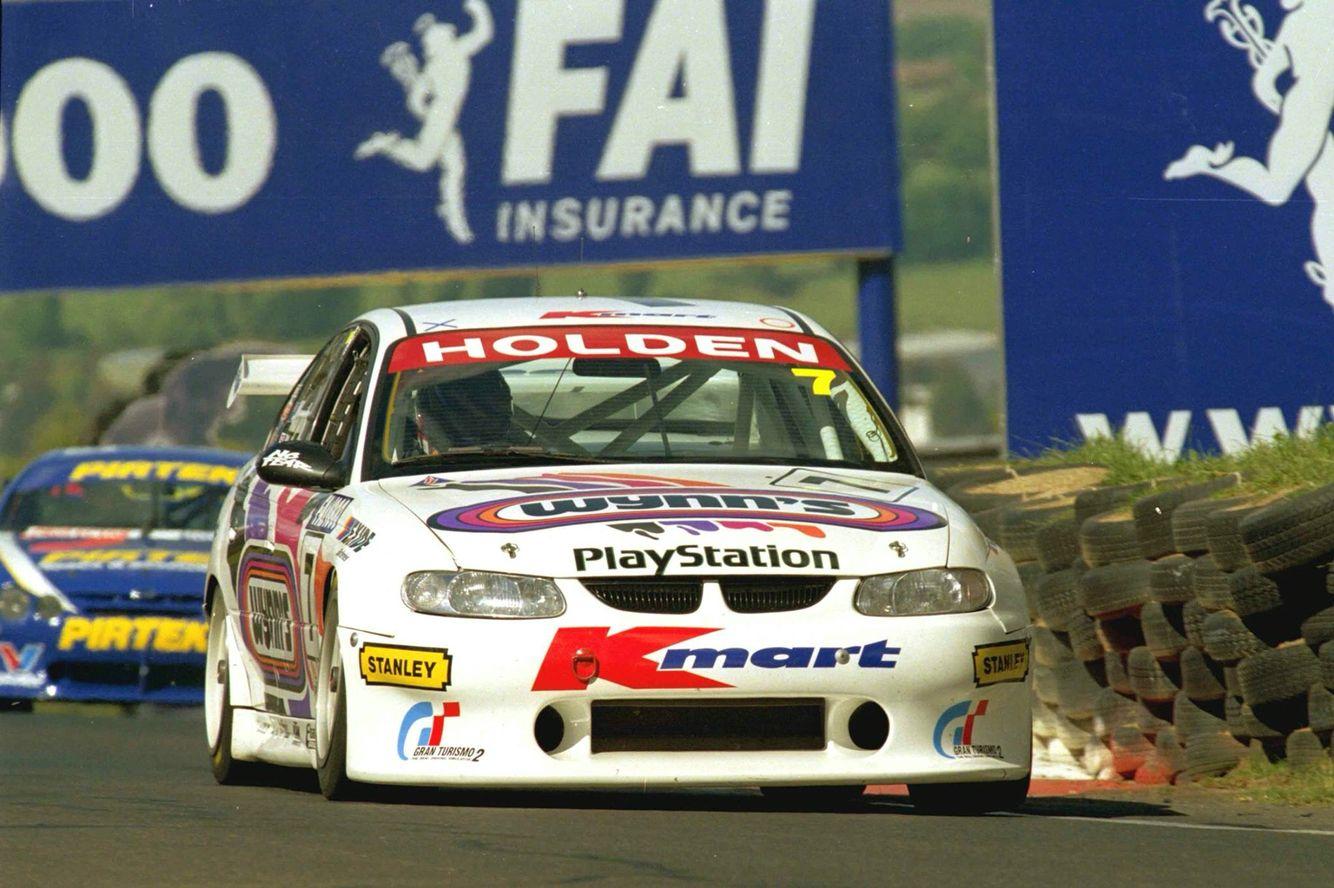 Gibson Motorsport Greg Murphy Steven Richards 1999 Bathurst 1000 Winners Australian V8 Supercars Racing V8 Supercars