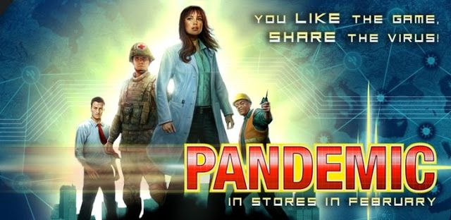 Pandemic: The Board Game v1.1.30 APK #Android #Games #Board #Apk apkmiki.com