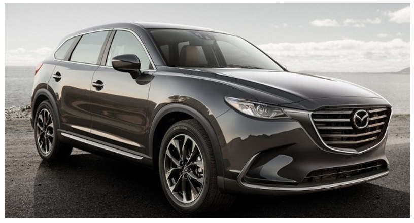 2018 Mazda Cx 9 Redesign And Review