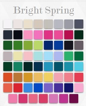 bright spring this one really has my besst colors on it colour test pinterest associer. Black Bedroom Furniture Sets. Home Design Ideas