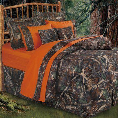 Loon Peak Sierra Madre Comforter Set | Wayfair