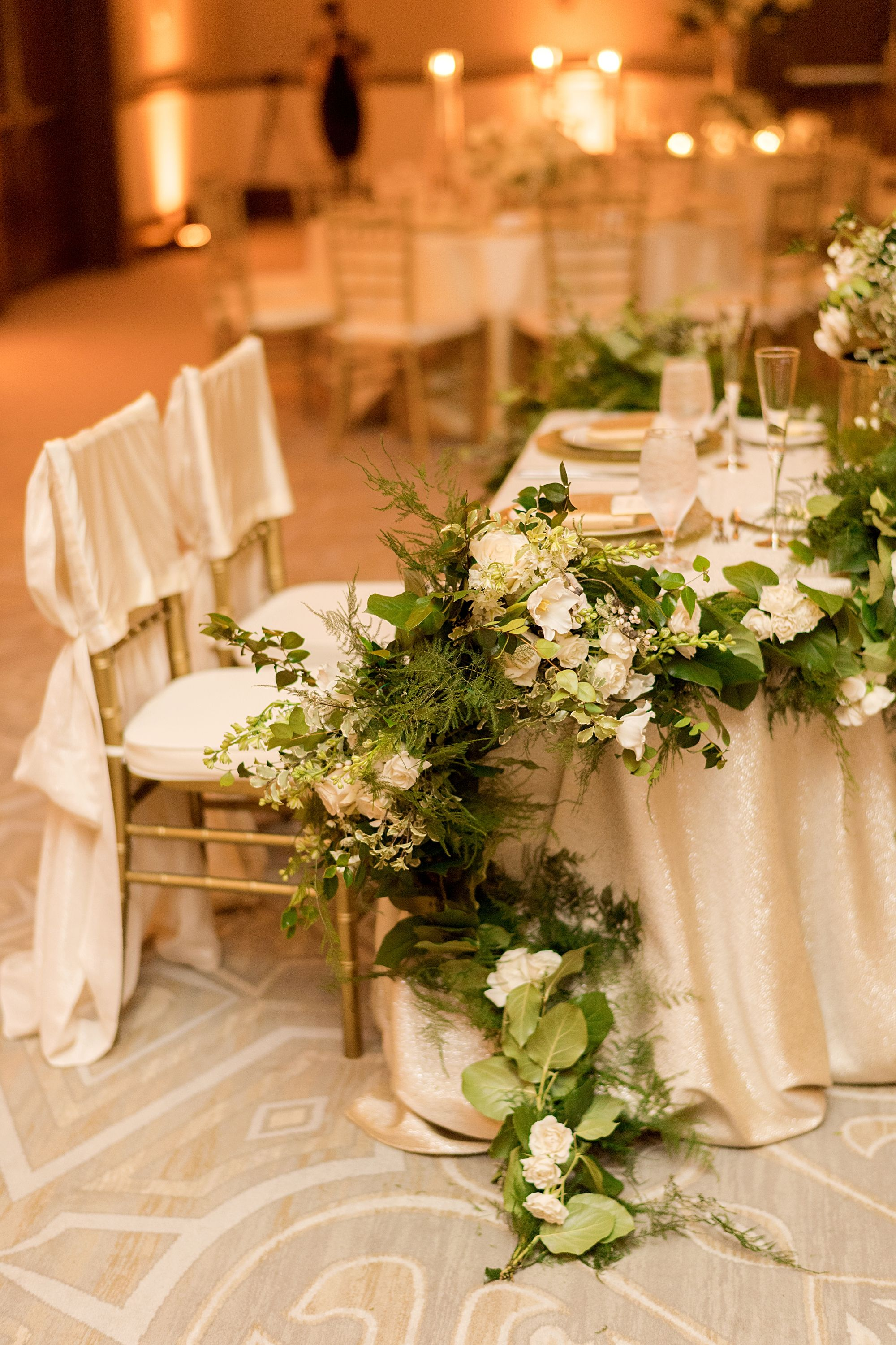 A Wedding That Floral Dreams Are Made Of At The Alfond Inn