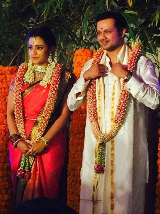 Trisha Tamil Actress Marriage