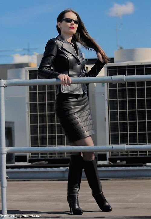 New Arella Ladies Leather Jacket XXL