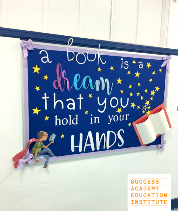Reading Bulletin Board Help Inspire Your Students Love Of Books Wit Classroom Bulletin Boards Reading School Library Bulletin Boards Reading Bulletin Boards