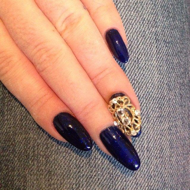 My own #eclair #eclairnail #nails #nailart #nailporn #nailswag
