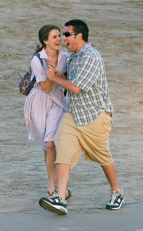 Keri Russell Adam Sandler From The Big Picture Today S Hot