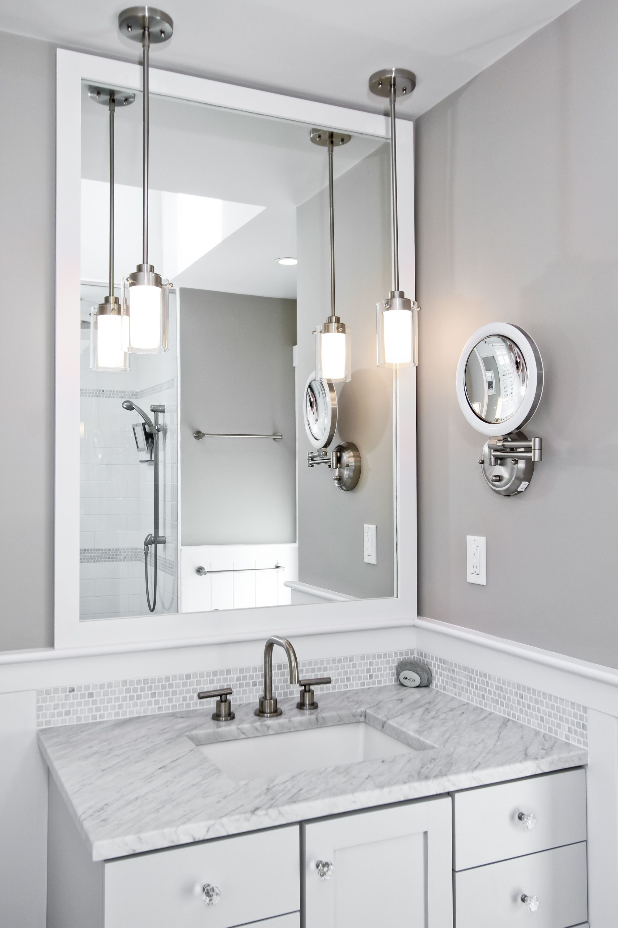 Pin by WORKS by Jesse DeBenedictis on Bathroom Remodeling | Pinterest