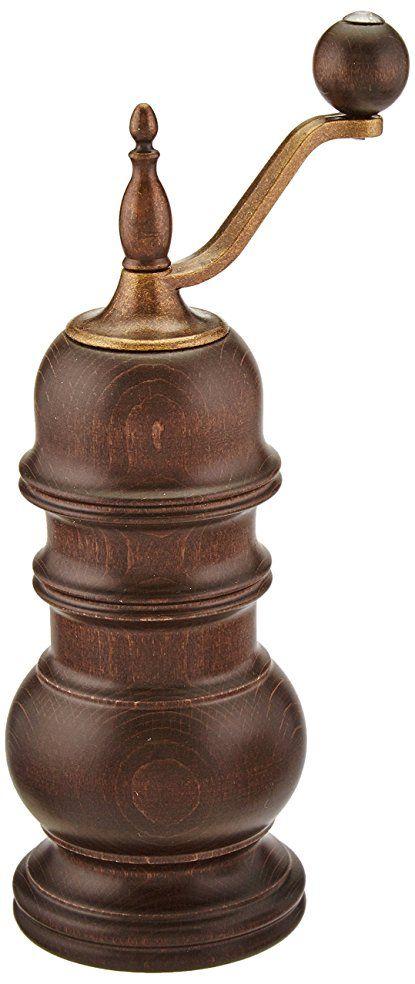 zassenhaus speyer 5 1 inch dark stained beech pepper mill farm