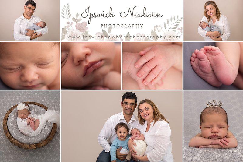 •lucinda• newborn baby girl family studio portraits professional photos ipswich newborn photography