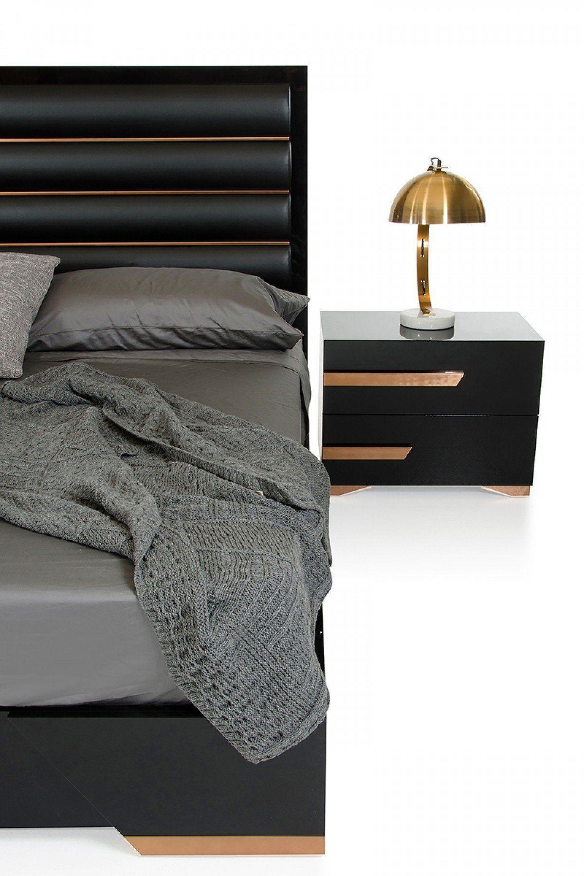 VIG Furniture Nova Domus Romeo Italian Modern Black