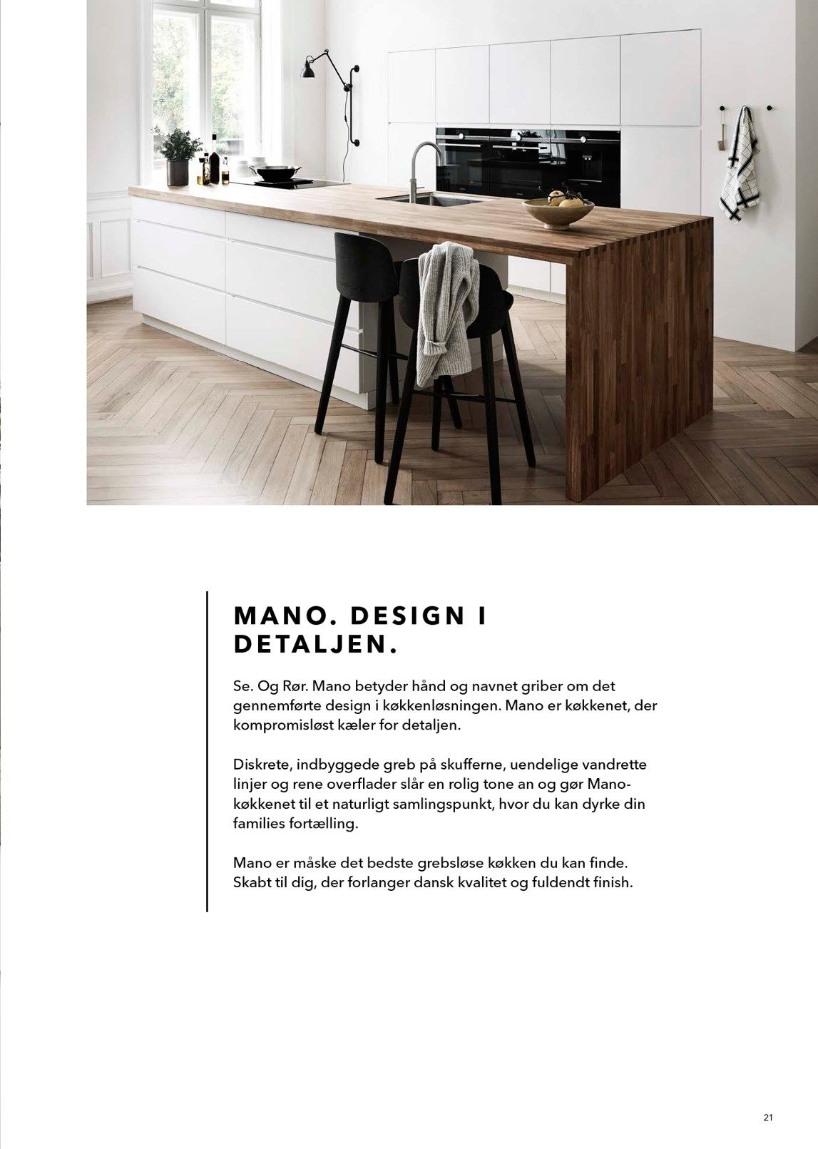 c850b713217 Kvik kataloger—Side 24 | Køkken in 2019 | Home Decor, Office desk, Desk