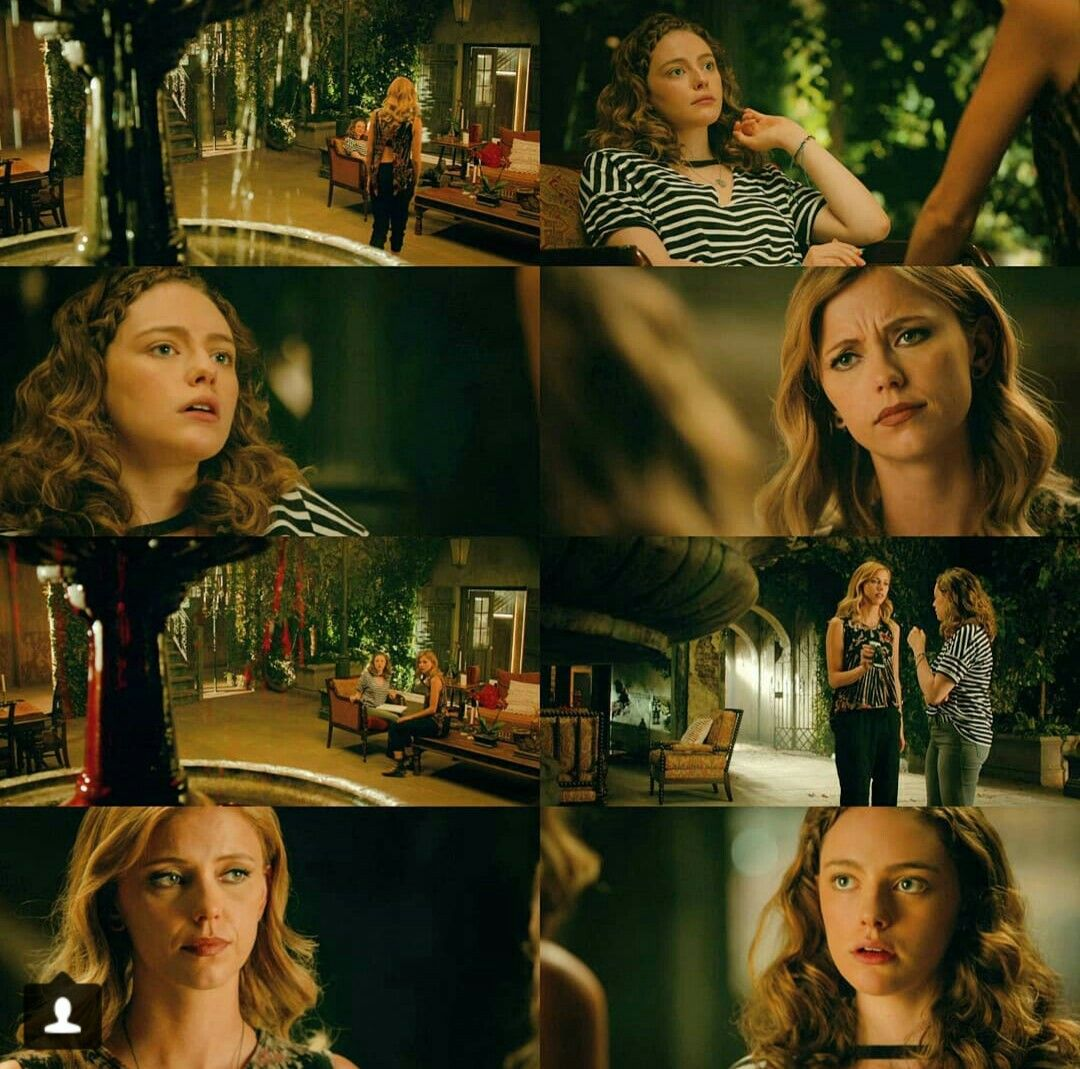 Freya Mikealson And Hope Mikaelson Filmes The Vampire Diares Kirby