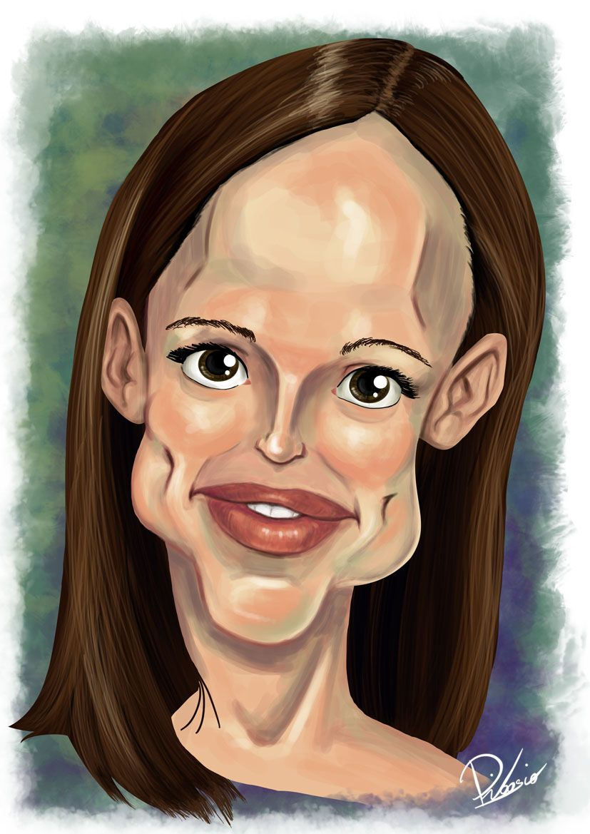 Celebrity-themed Caricature Gifts - A Custom Caricature