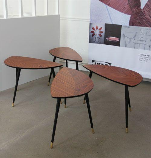 Ikea Lvbacken Table