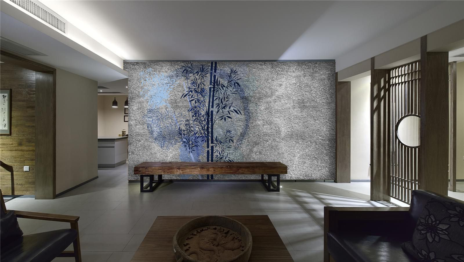 """Collezione """"Cemento Zen"""" cielo"""
