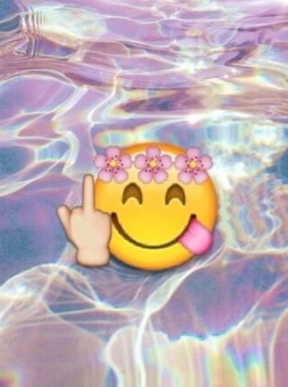 Funny Emoji Emoji Background Tumblr Galaxy 6087 Objek Gambar Gambar Lucu Gambar