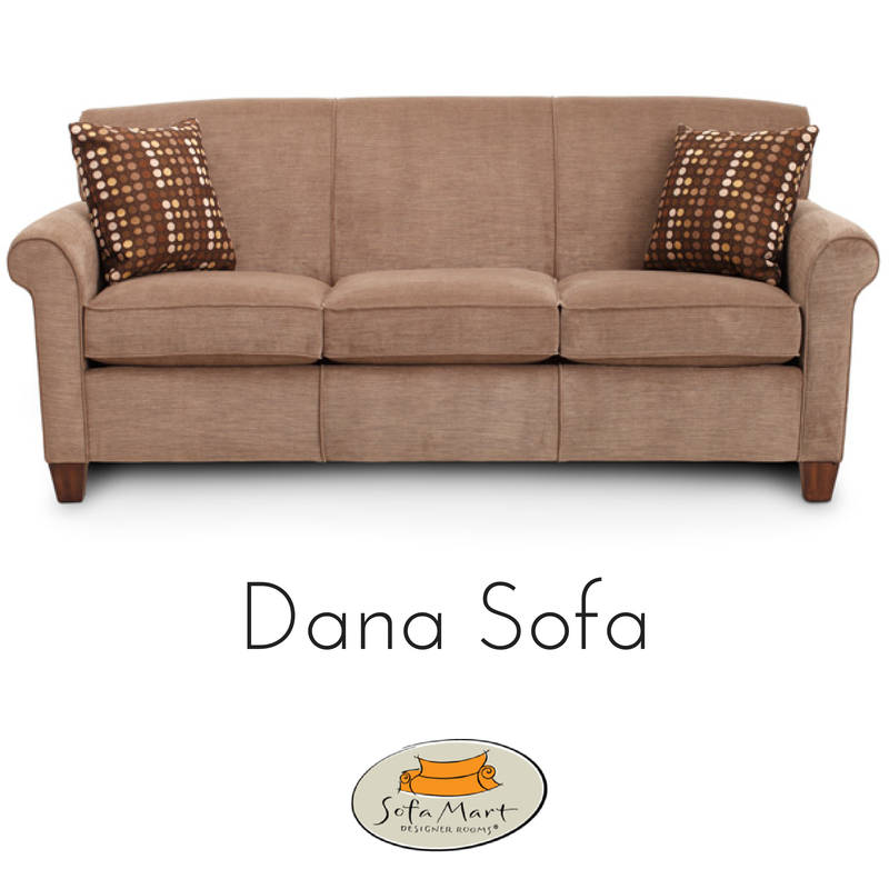 True Style Stands The Test Of Time With The Understated, Modern Design, And  Quality Materials Of The Dana Sofa!