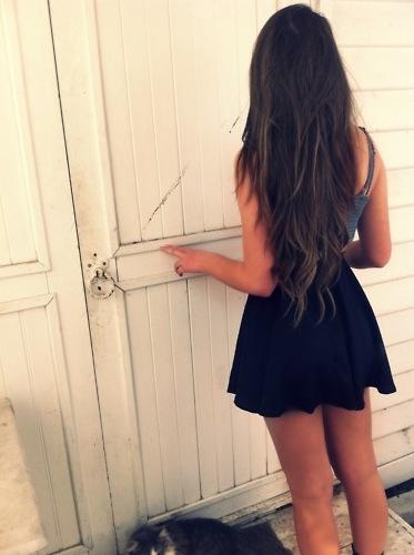Want Her Hair Long Hair Styles Hair Styles Hair Beauty