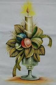 Imagenes de motivos navidenos para pintar en tela