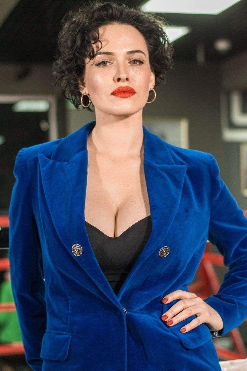 Dasha Astafieva Nude Photos 27