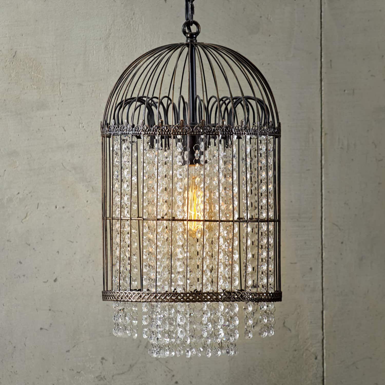 Birdcage Chandelier Birdcage Chandelier Birdcage Lamp Plug In