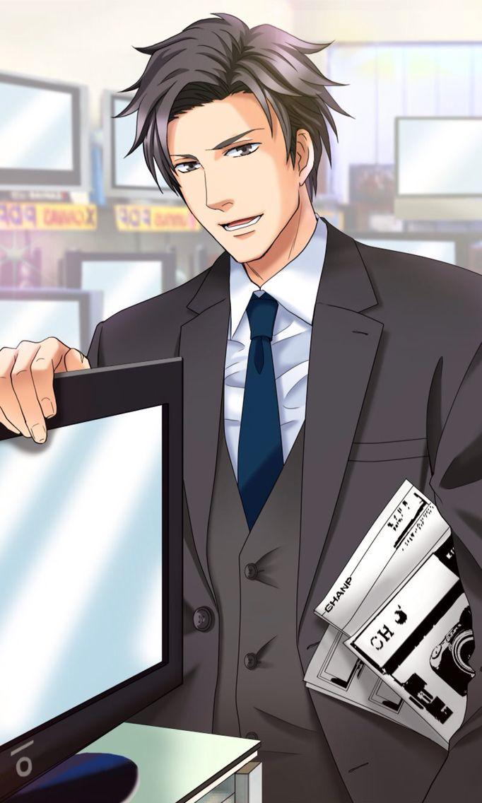 This is Daichi Katsuragi from My Sweet Bodyguard. | Anime boy ...
