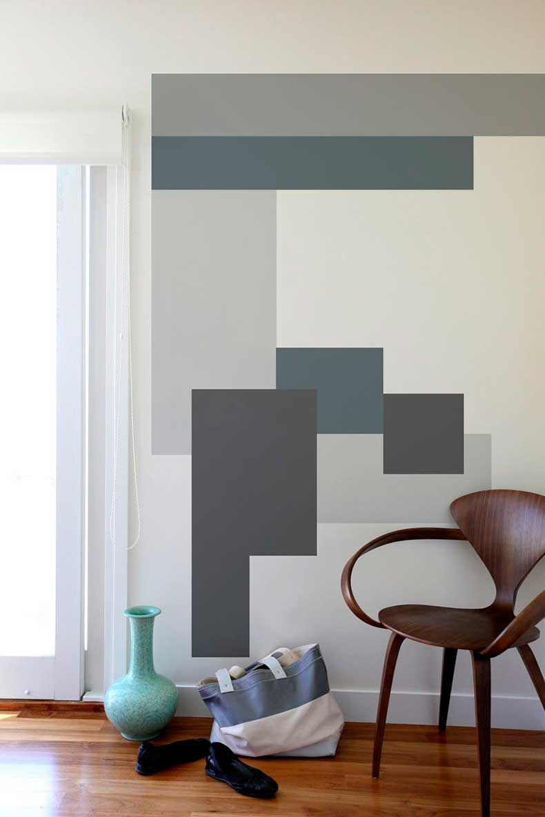 10 Modernos Interiores Color Block Decoracion De Interiores Pintura Decoracion De Interiores Decoracion De Paredes Dormitorio