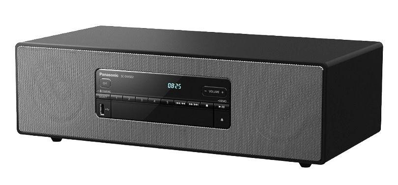 Nueva gama de radios Panasonic DAB + en 2020 (con imágenes