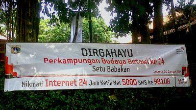 MAJALAH BETAWI : MENUJU  INTERNATIONAL HERITAGE