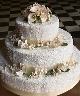 Ferrara Bakery Cafe Wedding Cakes