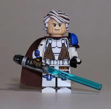 LEGO Star Wars Clone Anakin Skywalker mini figure minifigure authentic Jedi Nice