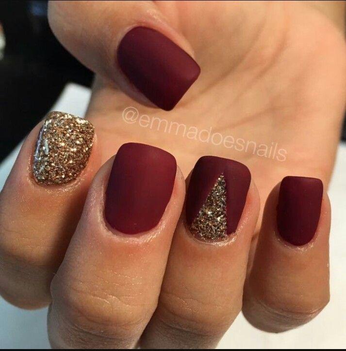 Follow me @ jojo | Nails | Pinterest | Xmas nails, Nail nail and ...