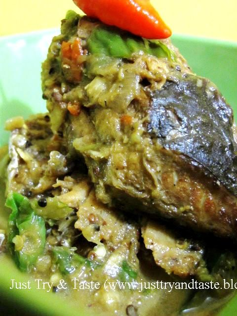 Resep Mangut Ikan Pe Pari Asap Resep Masakan Indonesia Masakan Resep Makanan