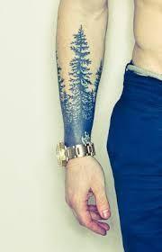 Resultado De Imagen Para Tatuajes Antebrazo Bosque Tatt Tattoos