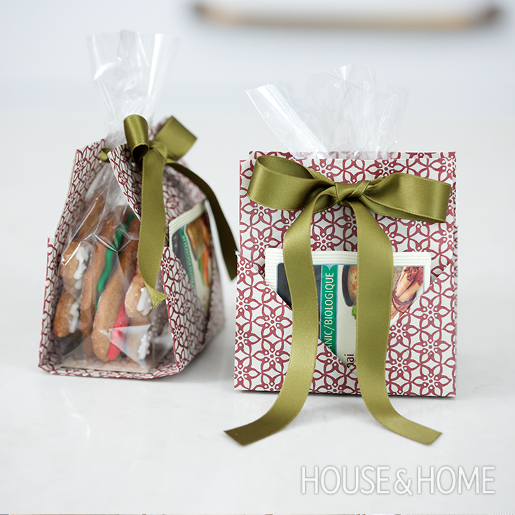 WATCH NOW: Brilliant Holiday Cookie Wrapping Ideas ...