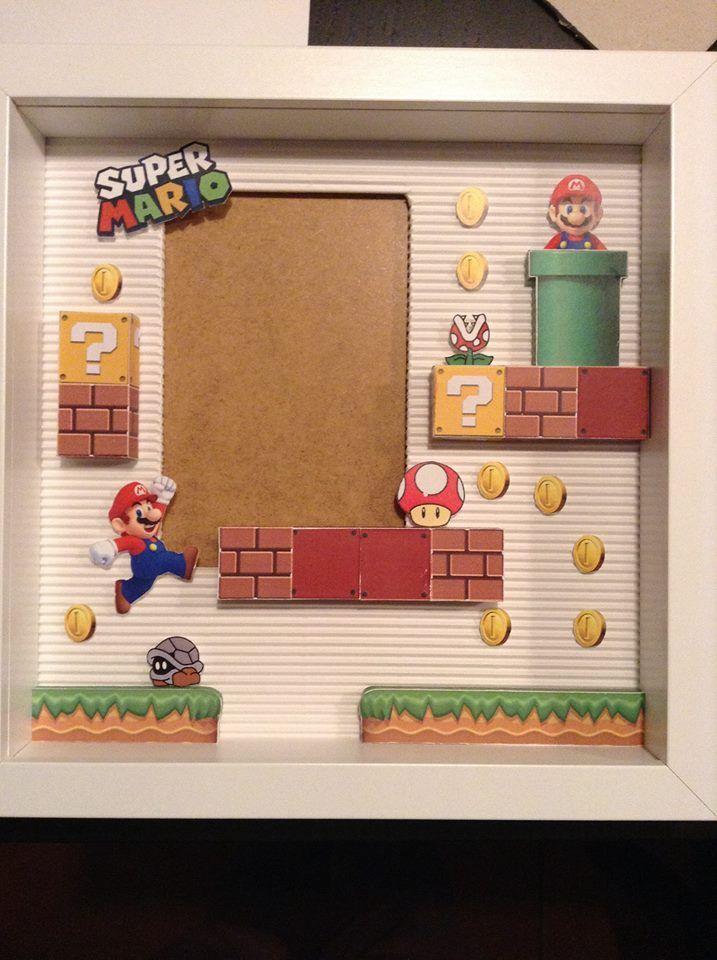 """Tema """"Super Mário"""""""
