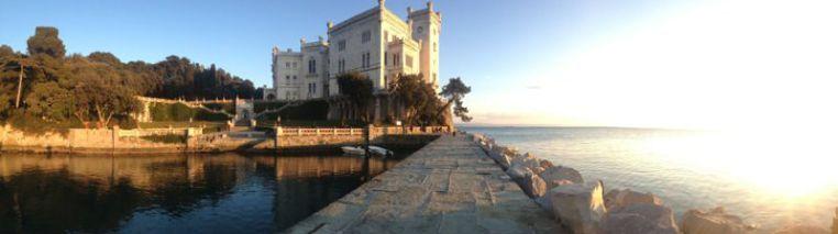 Castello di Miramare, Trieste - Italy