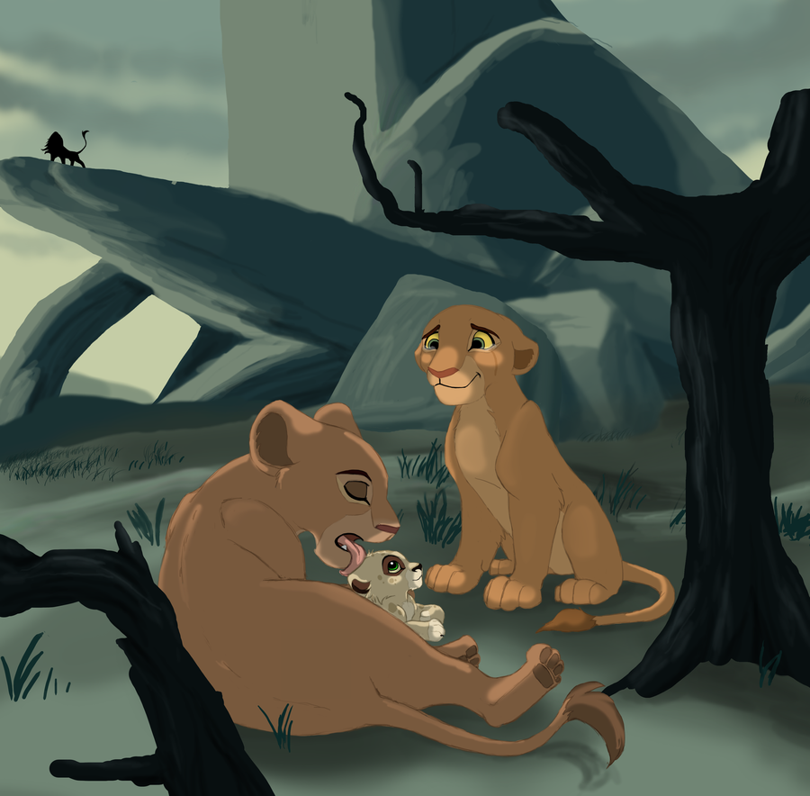Image Gallery lion king nala pregnant